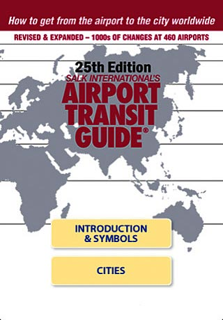 The excellent Airport Transit Guide app - now improved and extended.