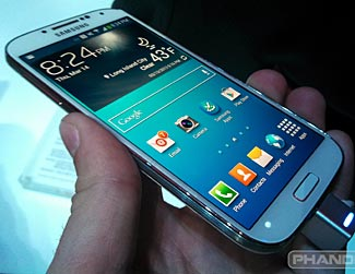 Samsung now enjoys a market share two and a half times the size of the iPhone.