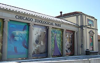 Brookfield innovated 'open' zoo exhibits, and has many world firsts in its history.