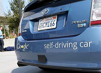 Driverless car technology already exists, and is becoming more sophisticated and practical.
