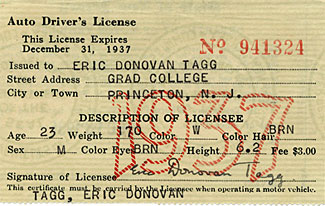 Society worked perfectly well without everyone carrying officially issued photo ID.  Are we really any safer now that we must show ID for all manner of trivial transactions?  See items below.
