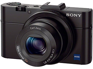 The clean looking, compact, and easy to operate Sony DSC-RX100 II is our choice as best pocket camera currently available.