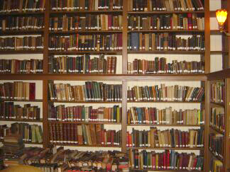 Yes, shelves of books are lovely, and we have plenty ourselves.  But they are now all full, and, truth to tell, we find we love our eBooks even more than our 'real' books.