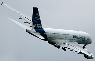 The lovely A380 has been slow to be accepted by most of the world's traditional airlines.