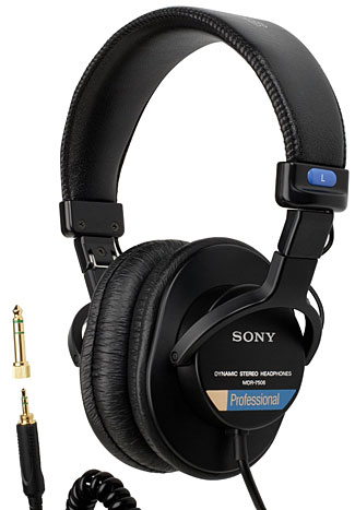 The Sony MDR 7506 headphones are an outstanding performer at a stunning value price.