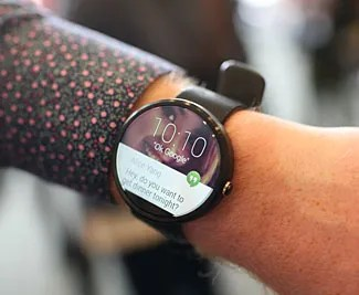 The Moto 360 has a controversial 'dead area' at the bottom of its screen that detracts from its overall appeal.