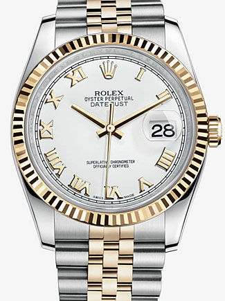 The timeless elegance and classic beauty of a Rolex.