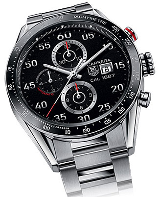 Move over Apple.  Switzerland's largest premium watch manufacturer, Tag Heuer, have announced plans to release an Android based smart watch later this year, designed to look just like this classic model.