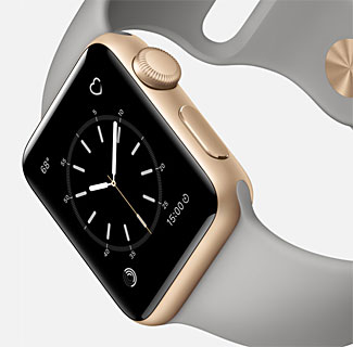Apple's watches are very well made and finished, but are also very expensive and only work with iPhones.