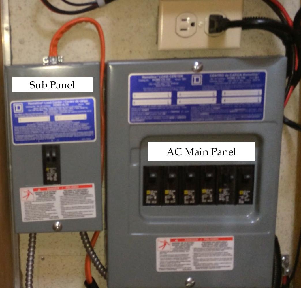 rv breaker box wiring diagram bosch alternator holden sub panel 19 images