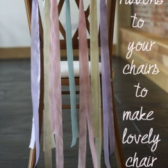 Tall Director Chair Covers Made To Measure Ribbons For Wedding Chairs ~ Decoration Of The Week - My Dreams: Blog