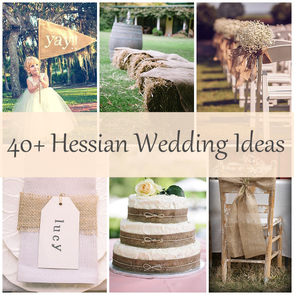 Outdoor Wedding Chair Decoration Ideas