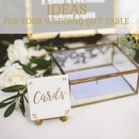 wedding gift table - The Wedding of My DreamsThe Wedding ...