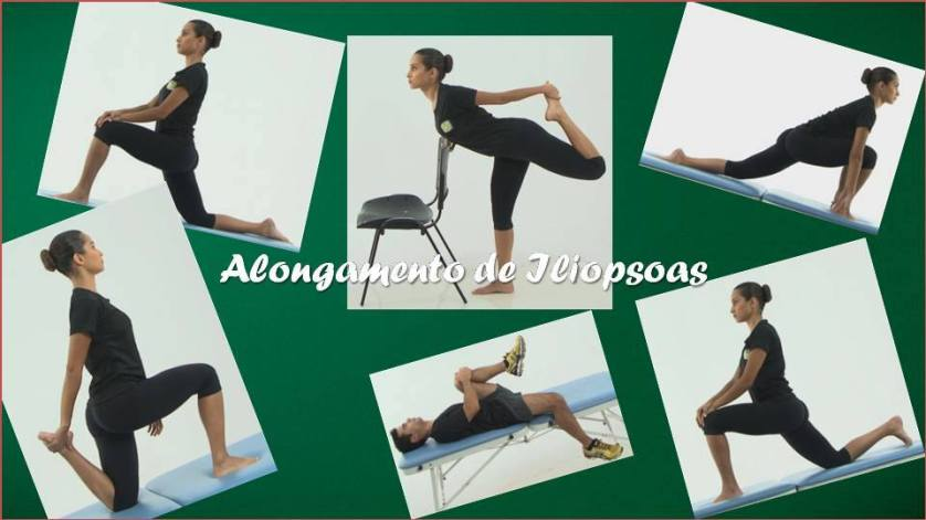 alongamento iliopsoas
