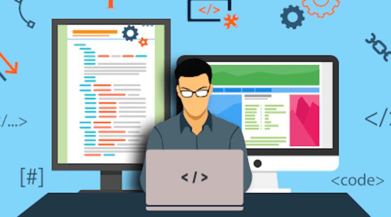 blog comment devenir developpeur web