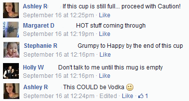 engraving ideas for coffee mugs