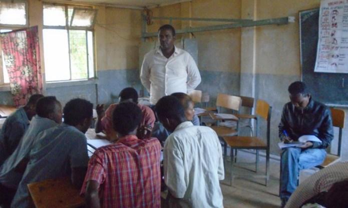 wolkayt getachew secondary school