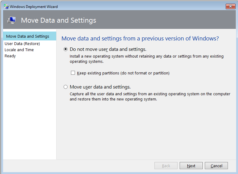 Automating Windows 10 Enterprise Technical Preview with MDT 2013