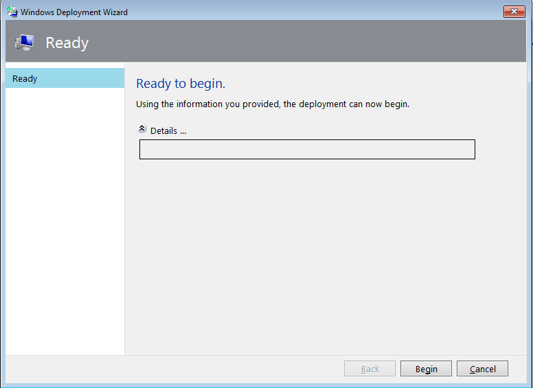 Automating Windows 10 Enterprise Technical Preview with MDT
