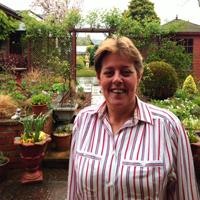 Customer trial panel member - Joy Gough