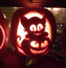 Pumpkin carving competition results