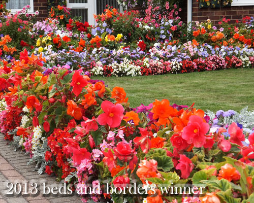 Gardening Competitions