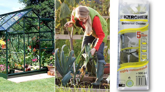 Greenhouse, gardening & all-purpose cleaner