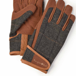 Ladies' Parisienne Garden Gloves & Men's Tweed Garden Gloves