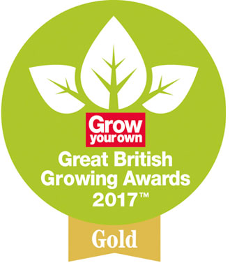 Grow Your Own Great British Growing Awards