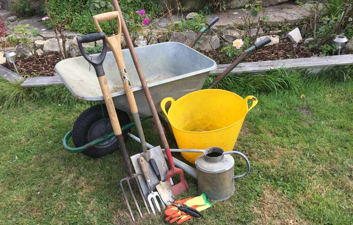 Jack's Top Ten Beginners' Tools for Gardening