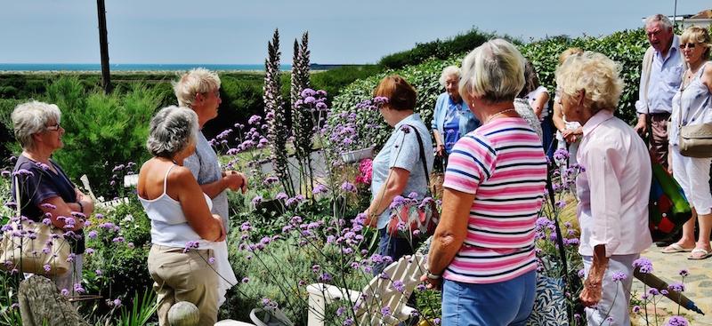 geoff stonebanks open garden