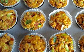 From Rake To Bake – Leek Muffins