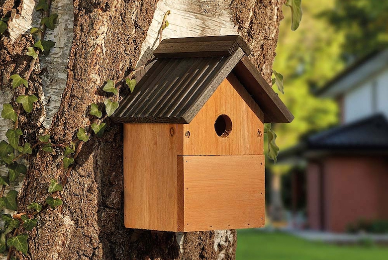 Gardman Multi-Nest Box With Apex Roof by Thompson & Morgan