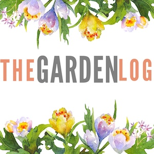 Logo of TheGardenLog podcast