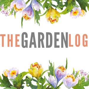 Logo of TheGardenLog podcast