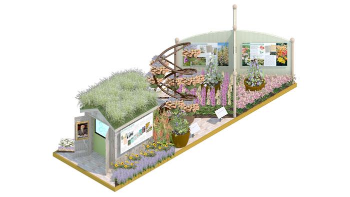 'Behind the Genes' Chelsea Garden