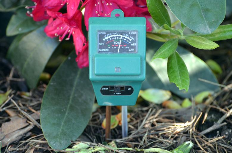 PH soil indicator