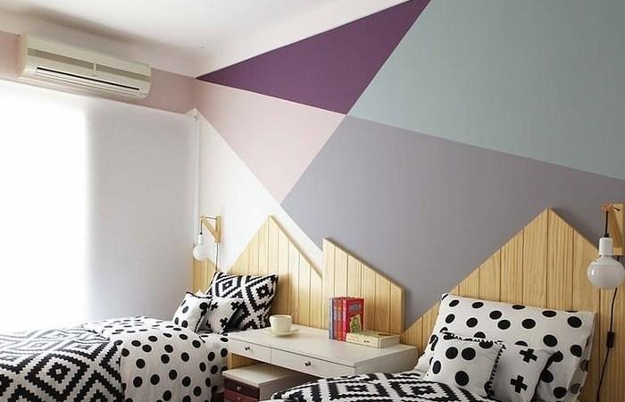 paredes geométricas