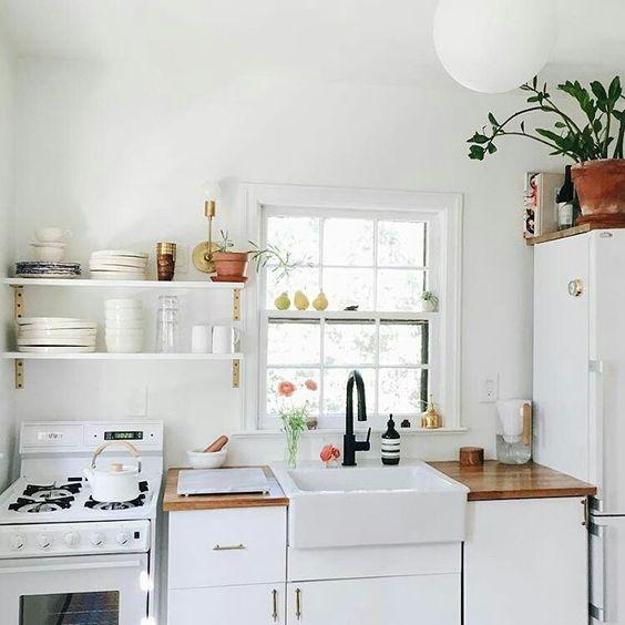8 espaços pequenos melhores cores