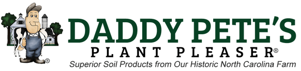Daddy Pete's: A sponsor for the Those Plant Ladies Fall Workshop.