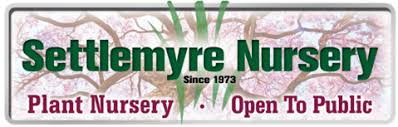 Settlemyre Nursery: A sponsor for the Those Plant Ladies Fall Workshop.