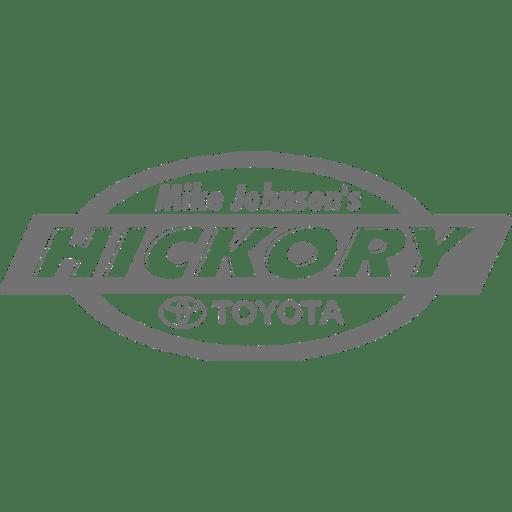Mike Johnson's Hickory Toyota logo.