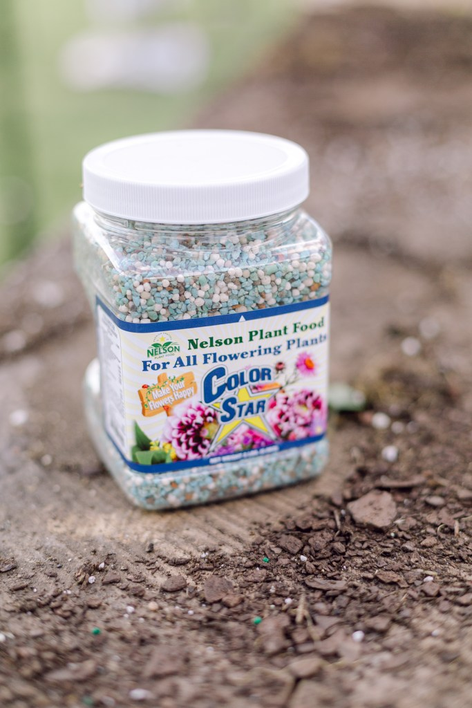 Nelson Plant Food Color Star Fertilizer, recommended by Those Plant Ladies for ornamental plants.