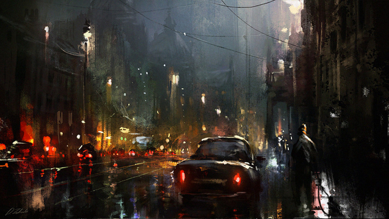 This Sci Fi City Art Will Make You Want To Move To The