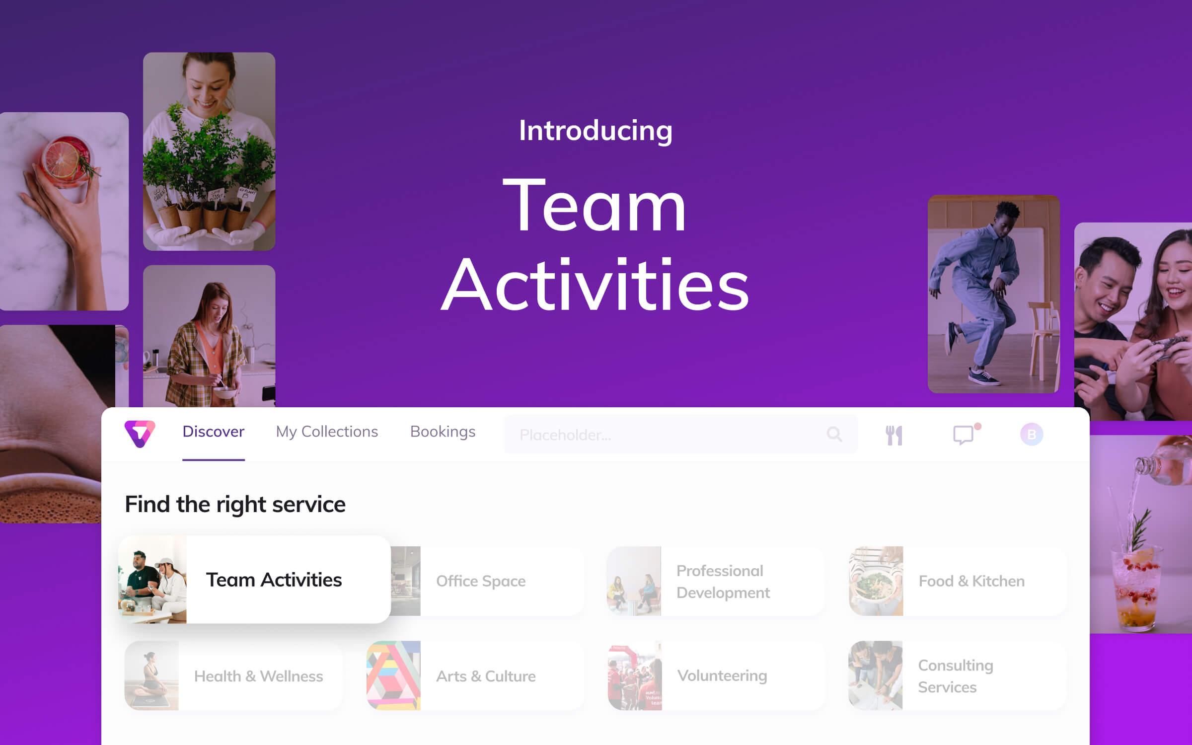 team activities image from platform