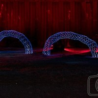 Lightpainting-Workshop mit Team ZOLAQ