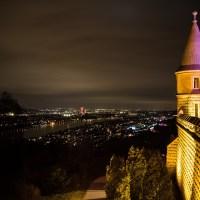 Schlossleuchten 2020 auf Schloss Drachenburg