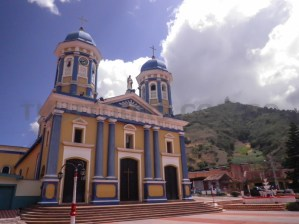Churches of the valley