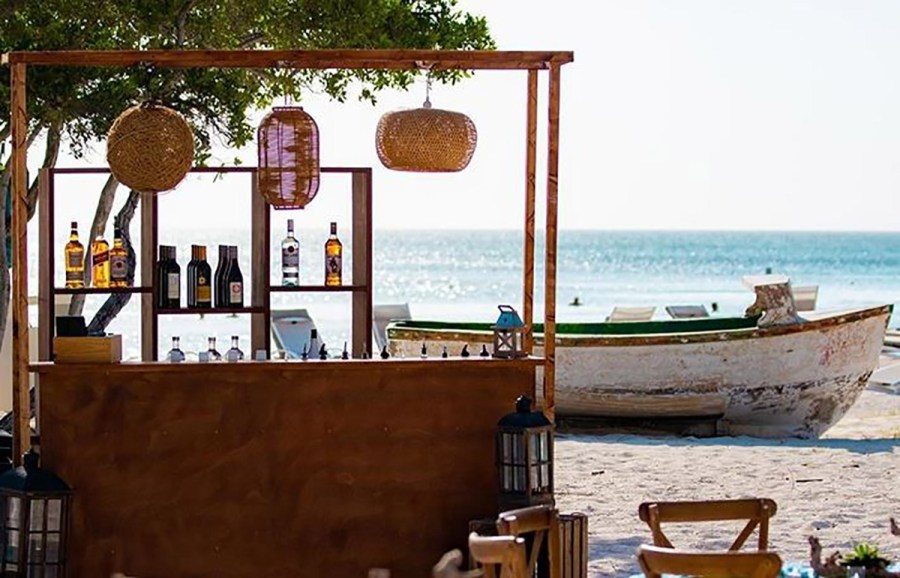 Beach - Logistics And Creative Freedom In Event Design with Eight One Events