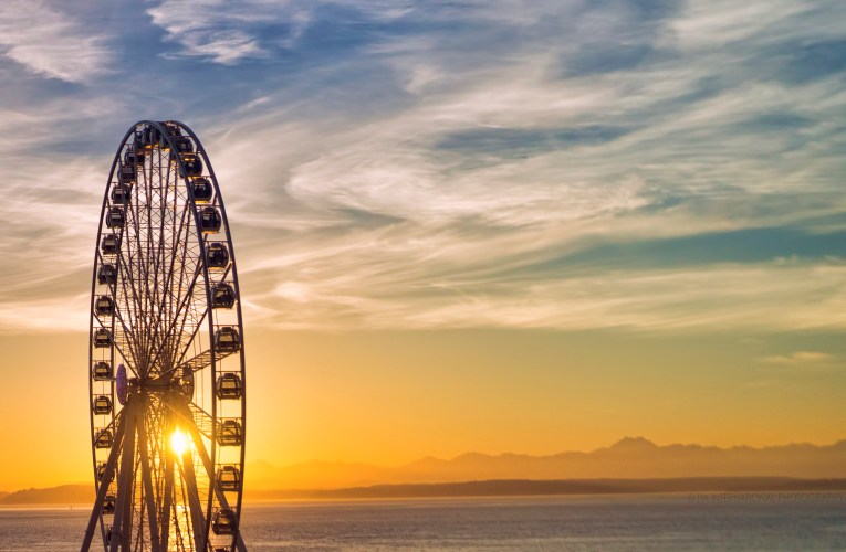 A Newfound Zeal for the Seattle Great Wheel